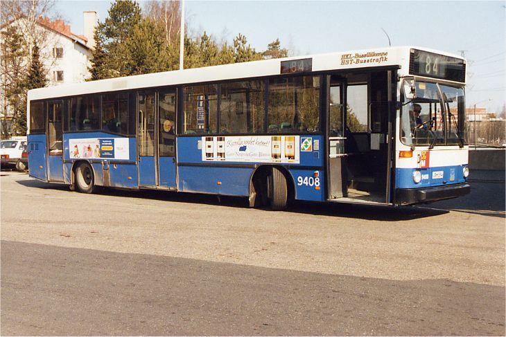 1994 Scania N113 CLL (matala) city l hkl03