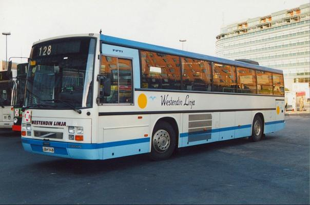 1994 Volvo B10B LMF Carrus Fifty a