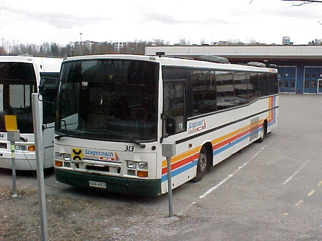 1994 Volvo B10B LMF Carrus Fifty c