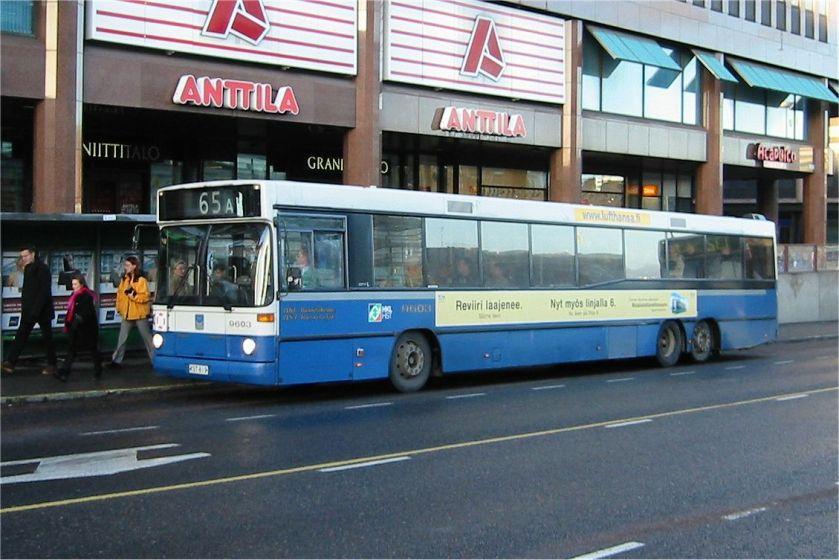 1995 Scania L113 TLL (matala teli) city l teli hkl04