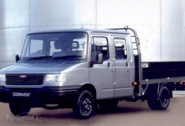1996 - 2005 LDV Convoy
