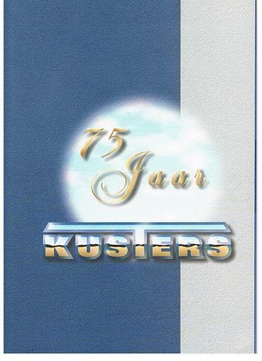1996 KUSTERS 75 Jaar (Boek)