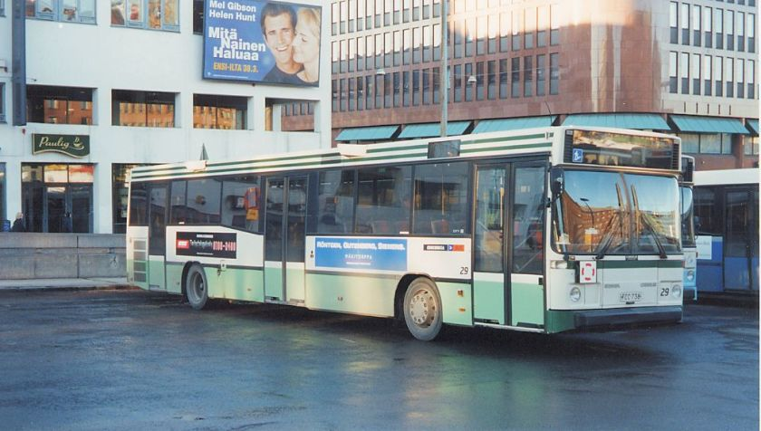 1996 Scania Carrus City M