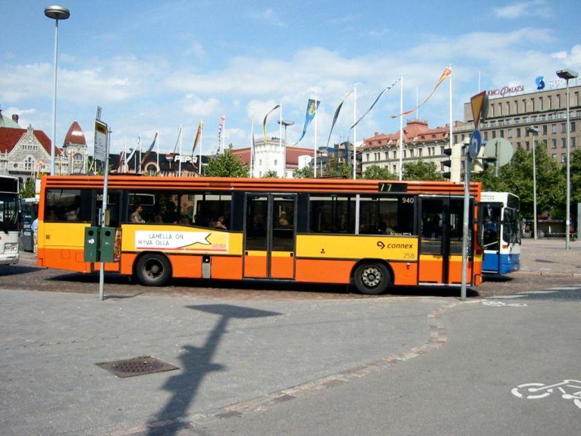 1996 Volvo B10B LE Currus City l cnx11