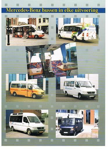 1998 KUSTERS Mercedes-Benz Bussen