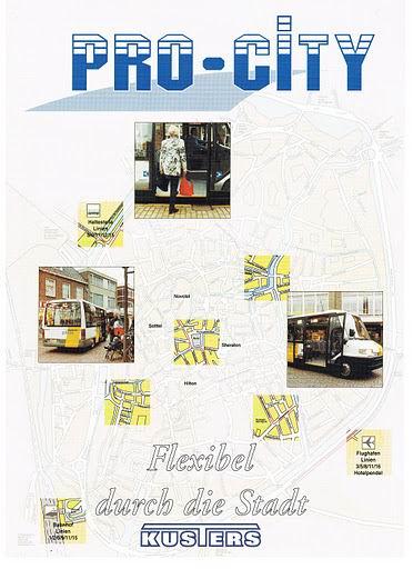 1998 KUSTERS PRO-City