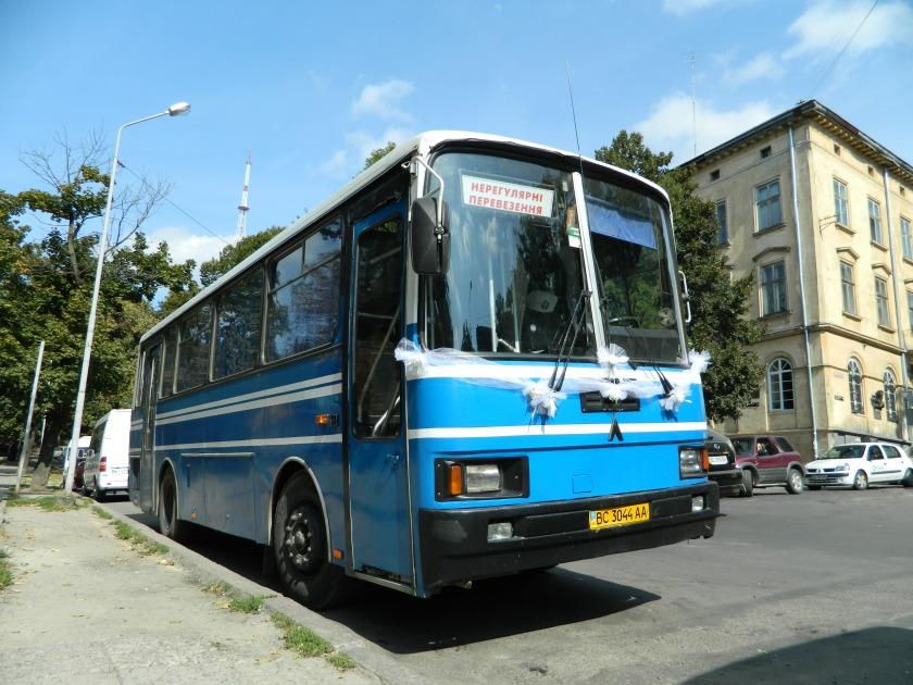 1998 LAZ A141 (Liner-9)