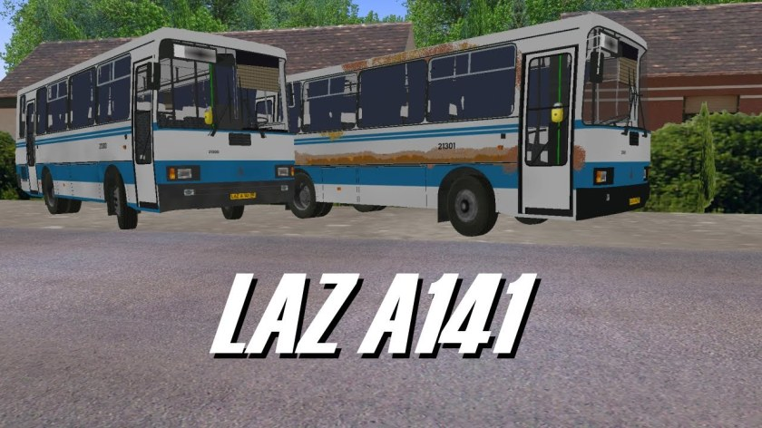 1998 LAZ A141 maxresdefault