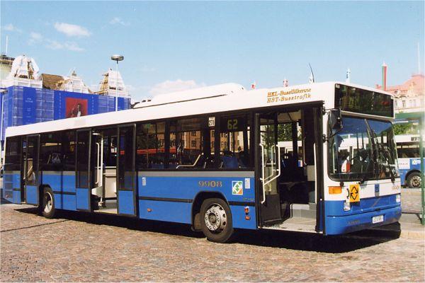 1999 Carrus City U maakaasu Volvo
