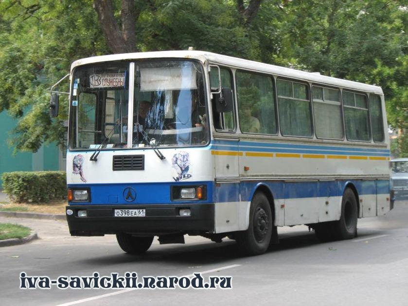 1999 LAZ A-141 Taganrog