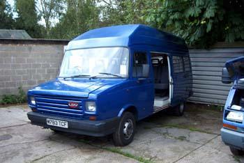 1999 LDV Convoy Highroof Minibus