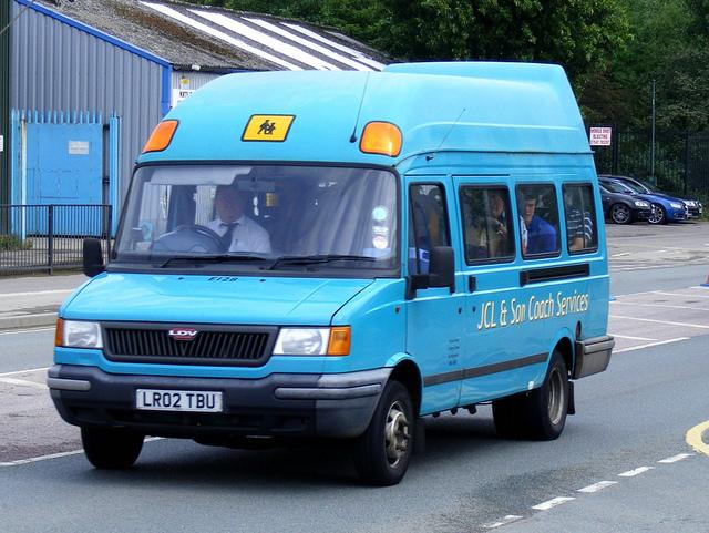 2000 LDV Bus ful