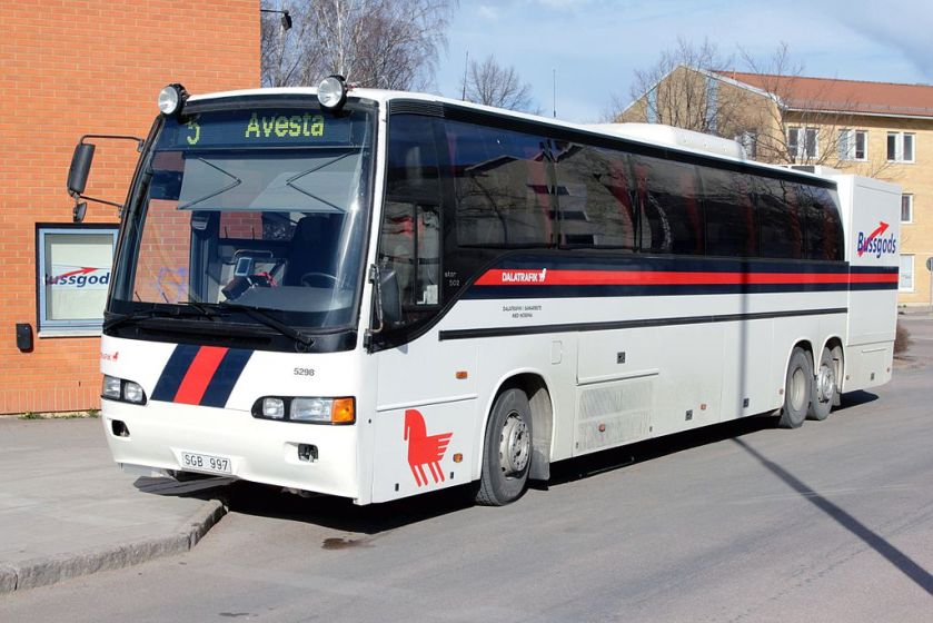 2001 Carrus Star 502 at Volvo B10M chassis