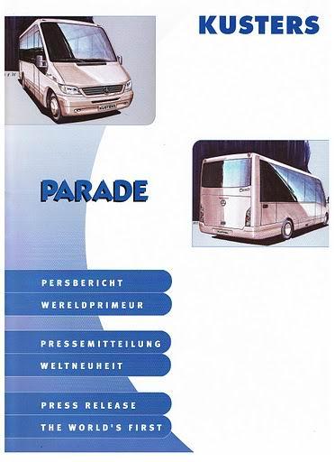 2002 KUSTERS Parade