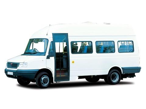 2002 LDV CONVOY MINIBUS DIESEL (02 - 05) - 13 Seat Accessibility Bus