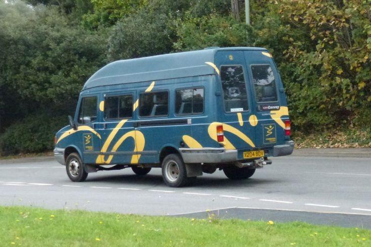 2002 LDV Convoy Minibus