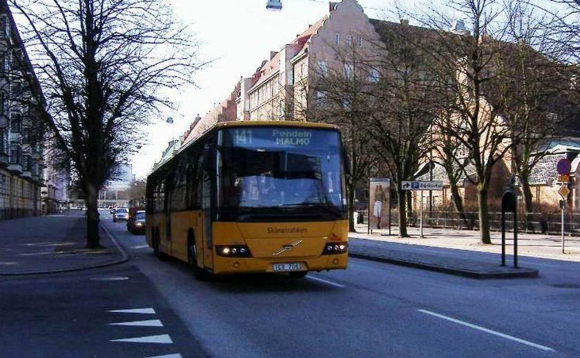 2003 Carrus 8700LE Zweden