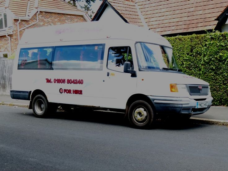 2003 LDV Convoy from Torrington