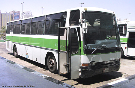 2003 Scania -Unicar Bus