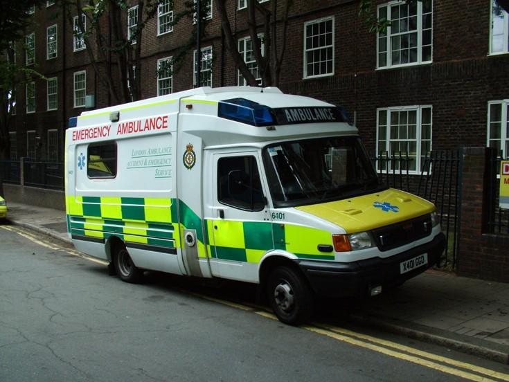 2004 ambulance LDV 400 diesel