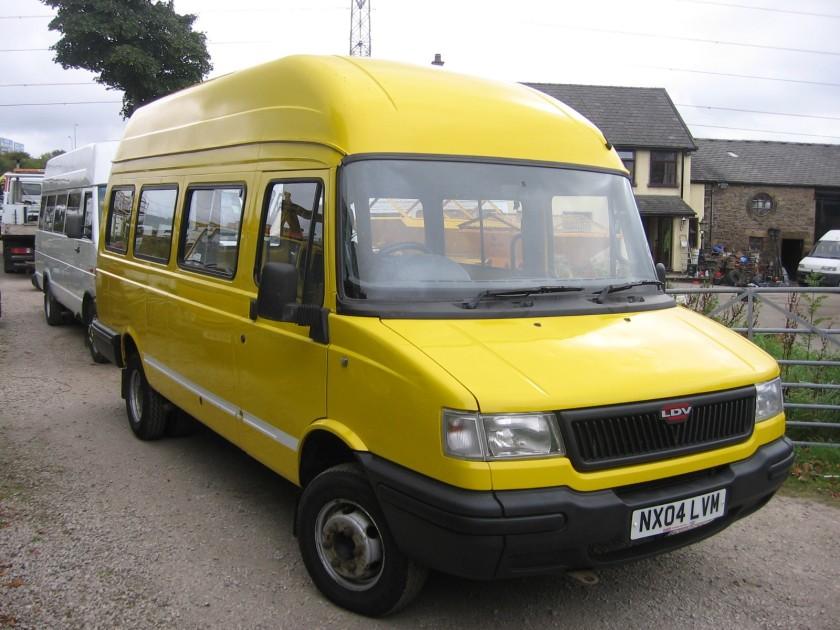 2004 LDV Convoy 17s