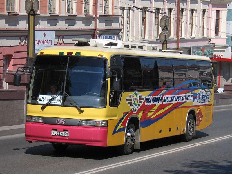 Buses kia south korea myn transport blog for Kia motors south korea