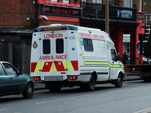 2005 ldv-ambulance-kent