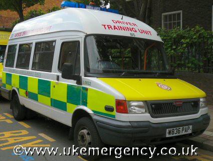 2005 Police LDV Training Unit 1140168