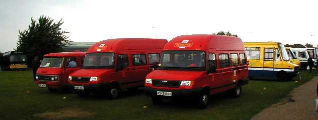 2006 LDV Bus