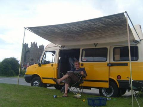 2006 LDV Camper NZ
