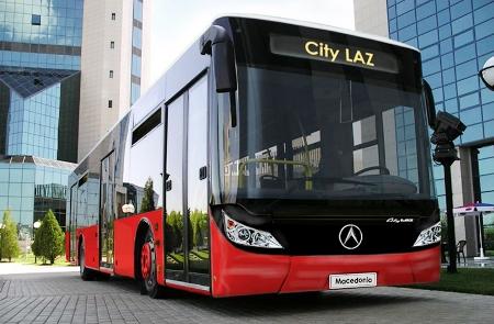 2008 LAZ City