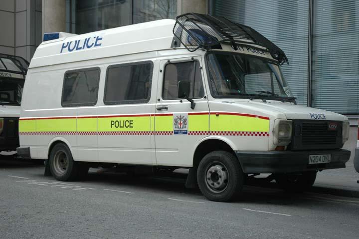 2008 LDV Police