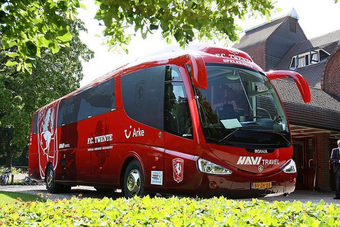 2008 Scania Havi Spelerbus FC Twente