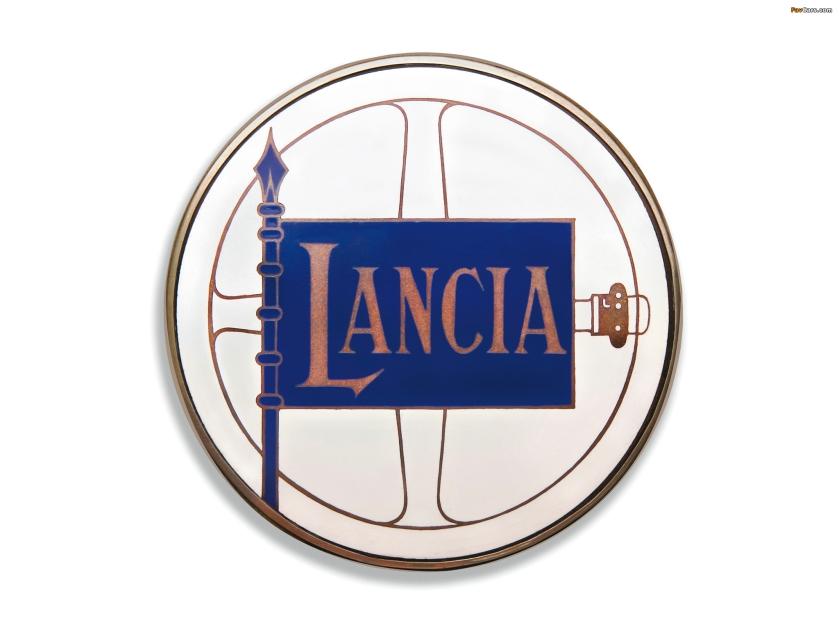 A Lancia Logo