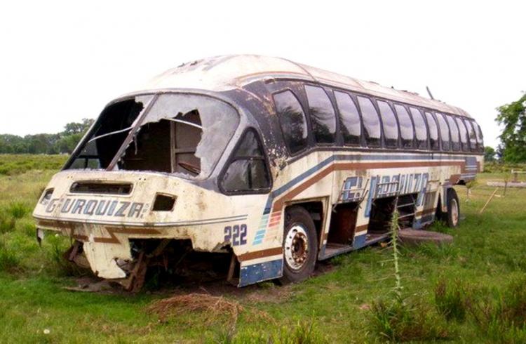 Aerobus Scania K112 Argentina