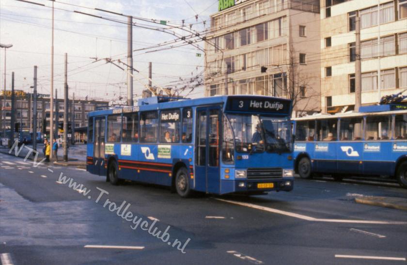 Arnhem Trolley Kiepe Den Oudsten