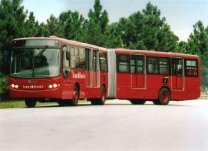 Bus Articulado Scania K310 Comil Doppio