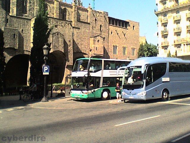 Bussen Beulas Juwel Scania K.113