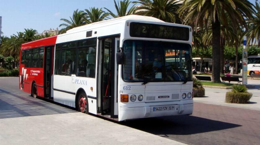 Bussen Castrosua Scania esp
