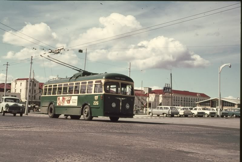 Elektric Equipment For Trolley Buses Trams Vossloh