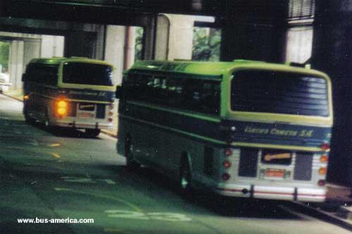 C.M.A  FLECHA AZUL Scania K113 2000