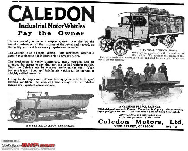 Caledon Charabanc