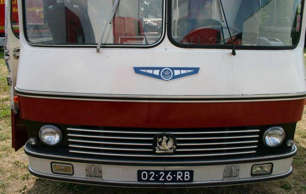 Carrosserie Lansen Bedford b