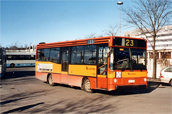 Carrus Volvo city l midi cnx01 1996