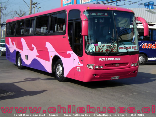 Comil Campione 345 Scania Buses Pullman Bus 359 2006