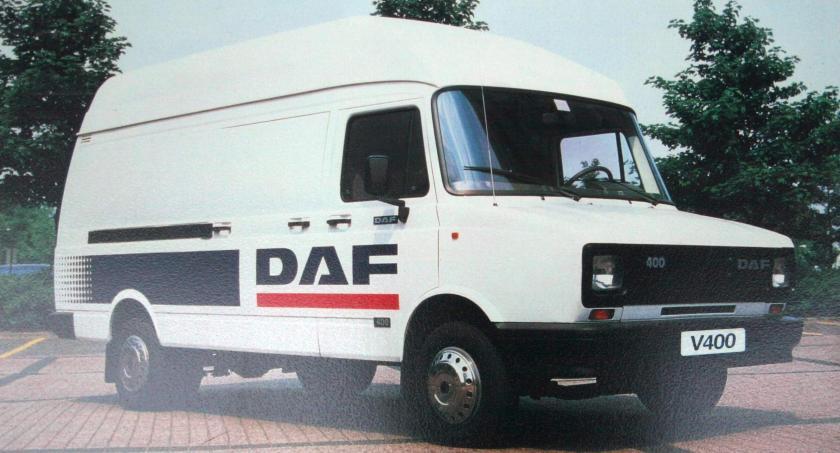 daf v400