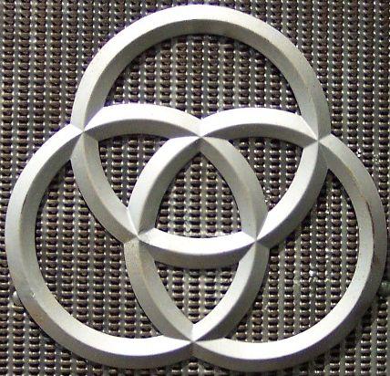 Drei Ringe von Krupp