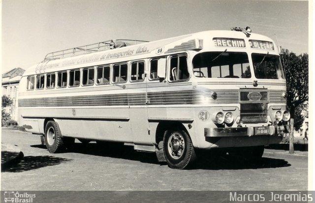 Eliziário Imperador, chassi Scania L75