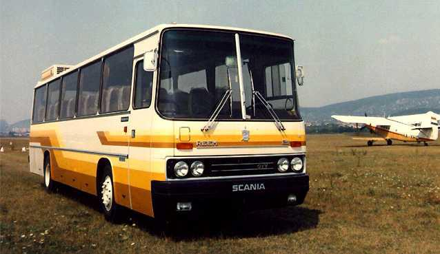 Ikarus 577-es luxus Scania