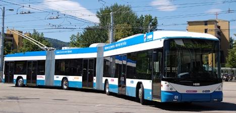 KIEPE HESS Trolleybus